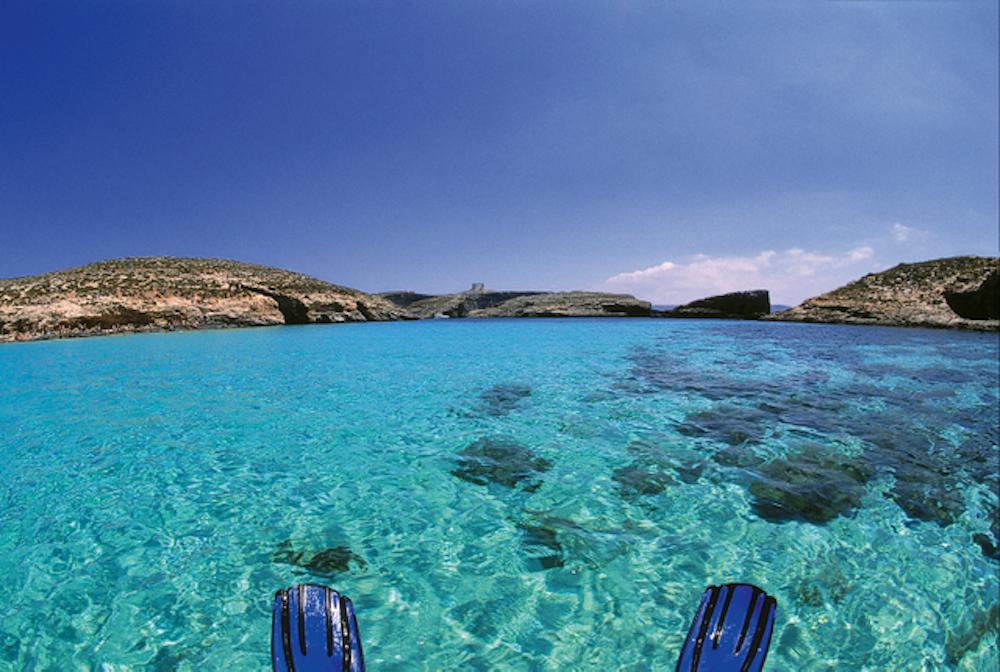 Sprachreisen Malta – Die besten Strände der Inselerkunden