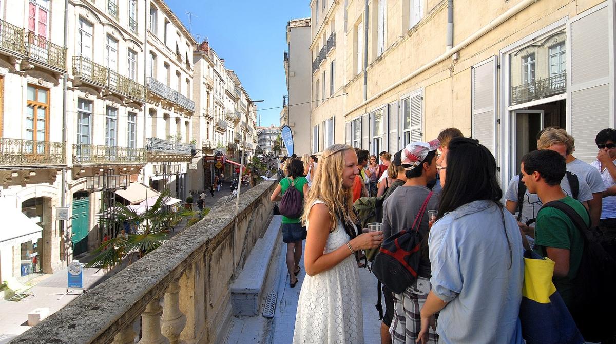 Französisch lernen in Montpellier: Junger Charme an FrankreichsSüdküste