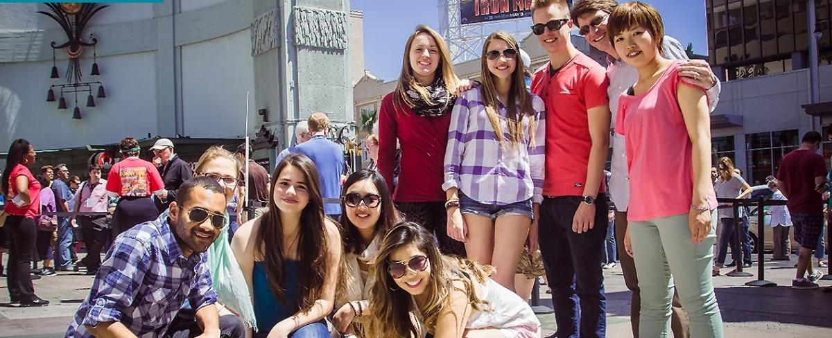 Neue Sprachschule in Los Angeles: Englisch Sprachkurse in der Stadt derEngel